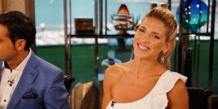 Macarena Rinaldi habló de su relación con Federico Hoppe: No es fácil salir con mi jefe
