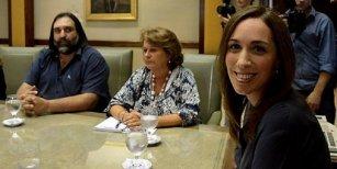 María Eugenia Vidal se plantó con la oferta a los maestros