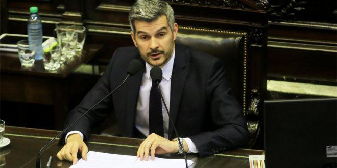 Marcos Peña ratificó su apoyo a Chocobar
