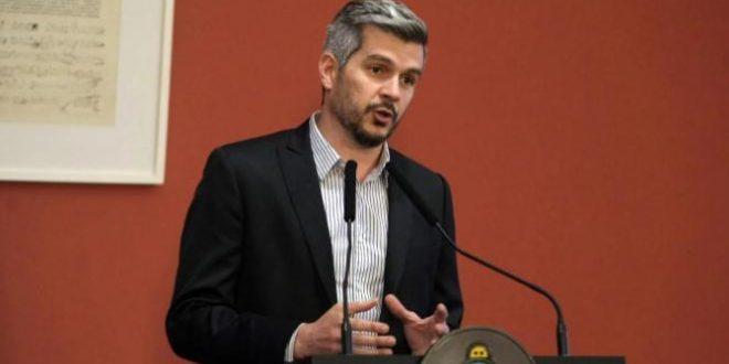 Marcos Peña sobre el aborto: No veo razón para que genere discusión con el Papa