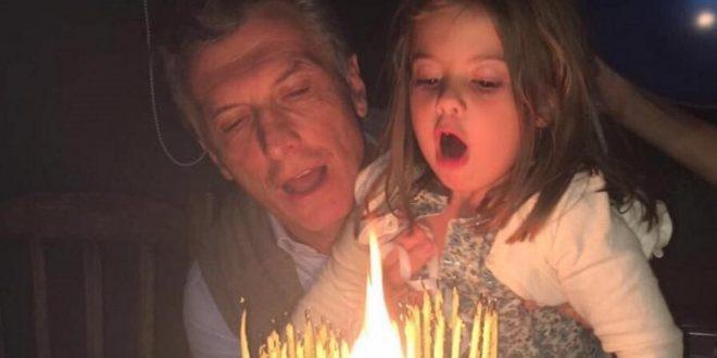 Mauricio Macri cumple 59 años