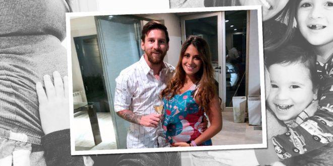 Esta es la razón por la que Messi y Antonela eligieron el nombre de su bebé