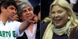 Pablo Moyano le contesta a Lilita Carrió: Que le explique a mis hijos que soy un asesino