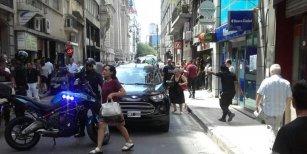 Tiroteo en Corrientes y Paraná: 3 heridos y más de 30 disparos