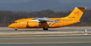 Un avión con 71 personas se estrelló minutos después de haber despegado en Rusia