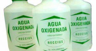 Usos del agua oxigenada que seguramente no conoces