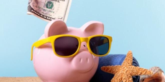 5 tips para ahorrar dinero en vacaciones.