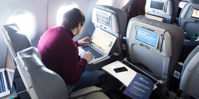 Habrá internet móvil en los aviones