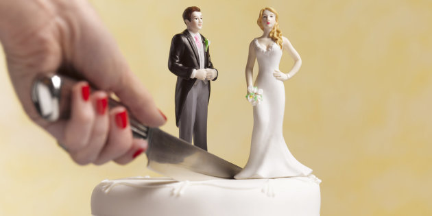 5 señales de que un matrimonio no va a durar
