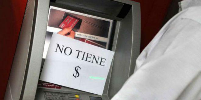 Alternativas para retirar dinero en efectivo si no hay en los cajeros