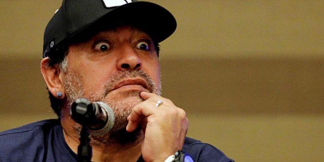 ¿Maradona asistirá a la boda de Dalma?