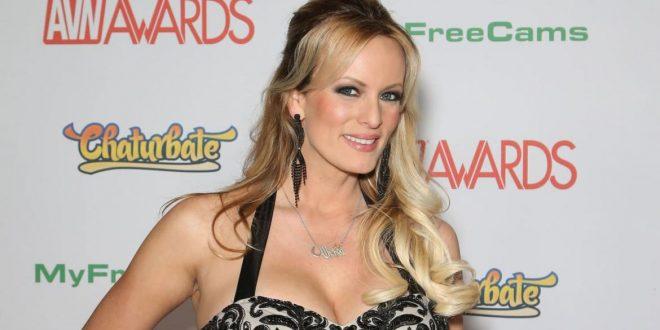 Actriz porno afirmó que la amenazaron para no hablar sobre su relación con Trump