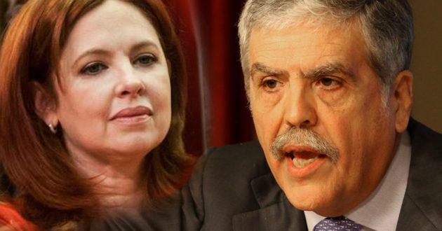 Andrea Del Boca no declaró por novela fantasma financiada por administración De Vido