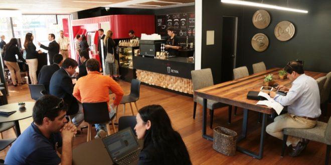 Se vienen los bancos con café y Wi-Fi