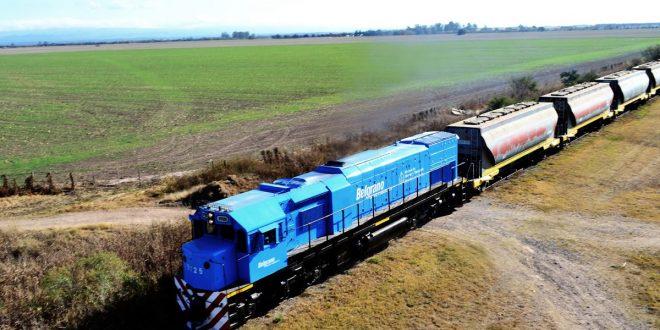 El Belgrano Cargas transportó la mayor cantidad de cargas desde el año 2000