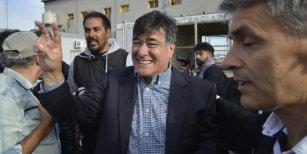 Carlos Zannini tras su liberación: Me inventaron un delito que no cometí