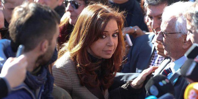 Cristina Kirchner a juicio oral por asociación ilícita