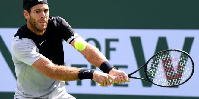 Del Potro ganó el duelo contra Federer y es campeón de Indian Wells