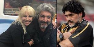 Diego Maradona no iría al casamiento de Dalma por culpa de ¡Ricardo Darín!