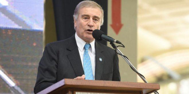 El Congreso convocó a Oscar Aguad por la desaparición del ARA San Juan