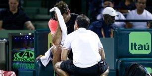 El coach de Milos Raonic acusó a Juan Martín del Potro de fingir lesiones