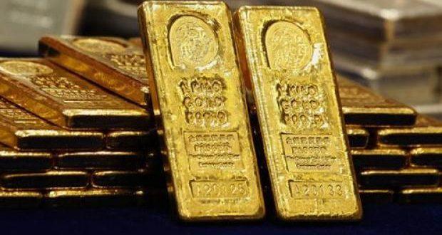 El oro rebota desde mínimo de dos meses antes de reunión de la Fed