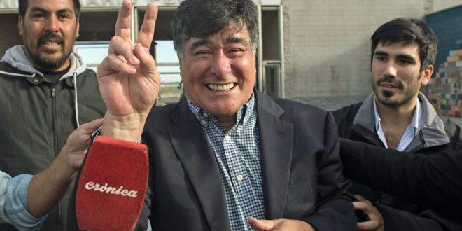 Excarcelaron a Carlos Zannini y a Luis D´Elía