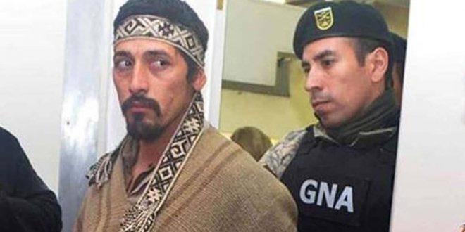 Confirmaron la extradición a Chile del líder mapuche Facundo Jones Huala