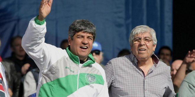 Fiscal imputó a Hugo y Pablo Moyano por presunto lavado de dinero