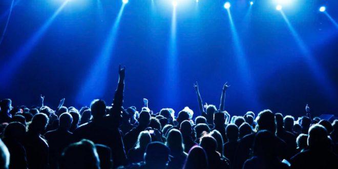 Ir a conciertos nos alarga la vida segun un estudio
