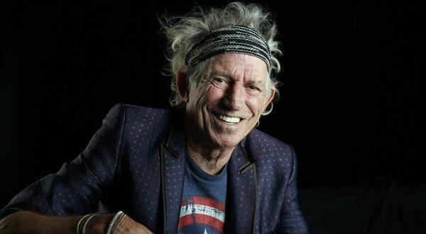 """Keith Richards no usa drogas desde hace dos meses porque se volvieron """"flojas y aburridas"""""""