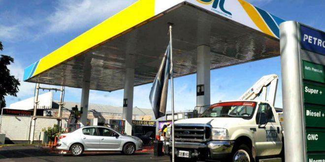 La Justicia intervino Oil Combustibles