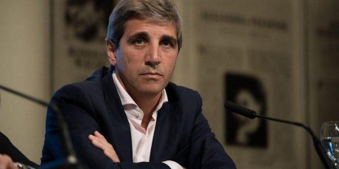 La Justicia pidió levantar el secreto fiscal del ministro Caputo