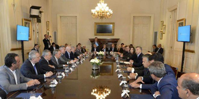 La Pampa se baja del pacto fiscal