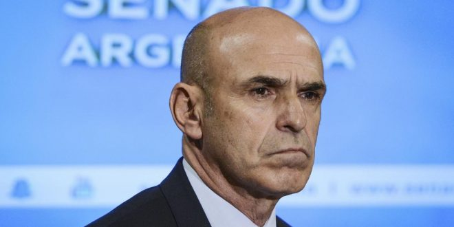 La Policía Federal de Brasil acusó a Arribas de recibir 850 mil dólares de coimas
