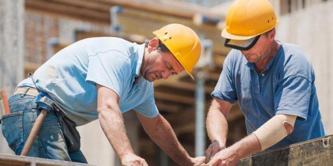 La construcción creció un 19% en enero