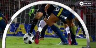 La polémica del Boca-River, Supercopa: ¿fue penal para River?
