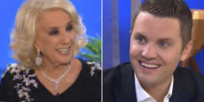 Video: La pregunta animal de Santiago Del Moro a Mirtha Legrand