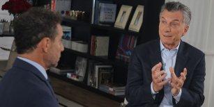 Las definiciones de Mauricio Macri con Luis Majul