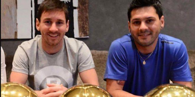 Liberan al hermano de Messi