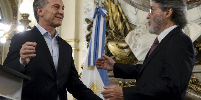 Macri respaldó la gestión de Abad en la AFIP