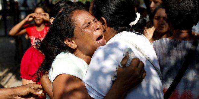 Motín en Venezuela dejó un saldo de 68 muertos
