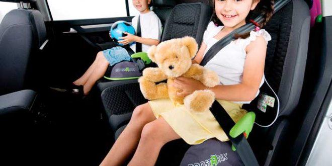 Niños a bordo: consejos para llevarlos de forma segura