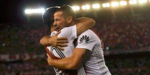 River venció por 3 a 1 a Belgrano