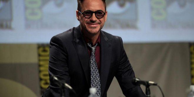 Robert Downey Jr invita a ensuciarse por una buena causa