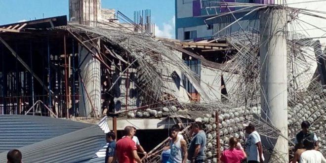 Santa Teresita: se derrumbó una losa en Santa Teresita, 6 muertos
