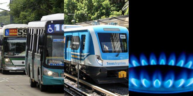 Se vienen más aumentos en abril: subas en energía y transporte