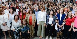 Si legalizan el aborto en el Congreso, Macri no vetará la ley