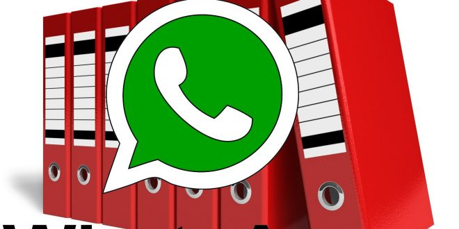 Como evitar que el WhatsApp llene la capacidad de memoria de tu telefono