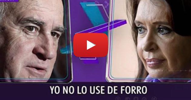 """Nuevas escuchas a Cristina Kirchner sobre Lázaro Báez: """"Yo no lo usé de forro"""""""